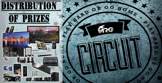 ARG $5900 Circuit Series Events